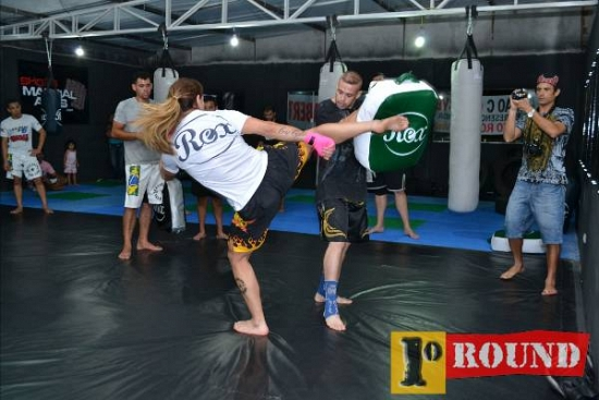 Open Night with Cris Cyborg 2