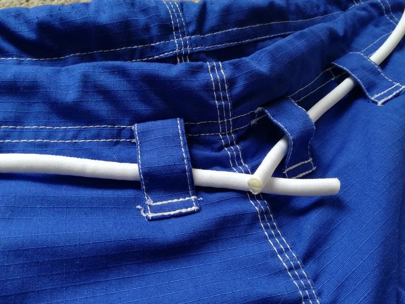 Blitz Vencedor BJJ Gi Pants Waist Drawstring