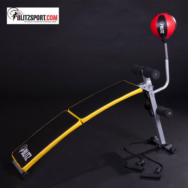 Blitz-Sport-Sit-Up-Bench-With-Spring-Speedball