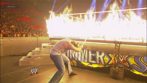 SummerSlam_2013-ring-of-fire
