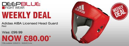 aiba-head-guard-red