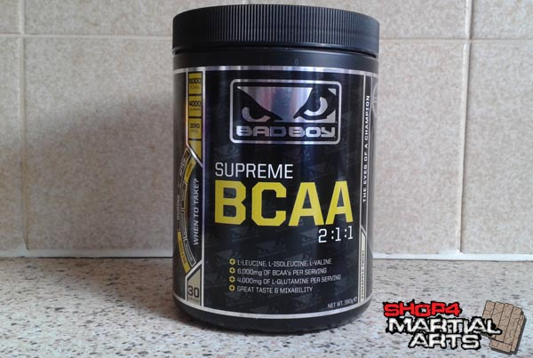 bad boy bcaa pineapple twist