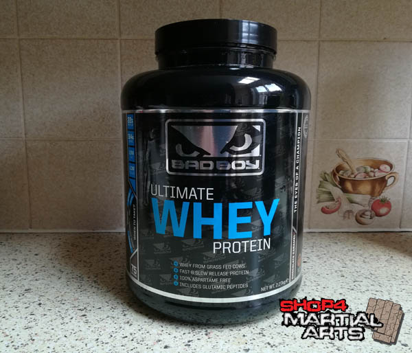 bad boy ultimate whey protein