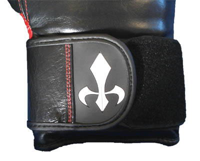 badbreed 7 kings boxing gloves wrist strap