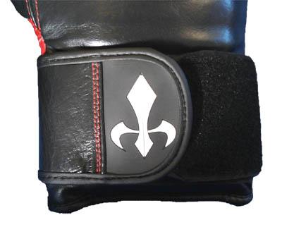 badbreed 7 kings boxing gloves wrist strap