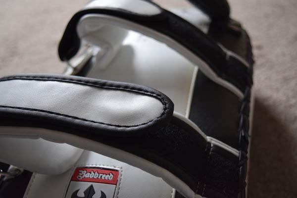 badbreed signature thai pads straps