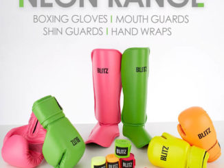 blitz neon boxing equipment