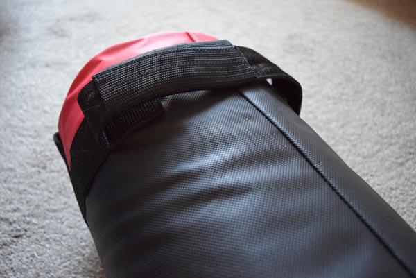 blitz sport lifting bag body handle
