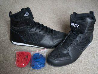 blitz titan boxing boots