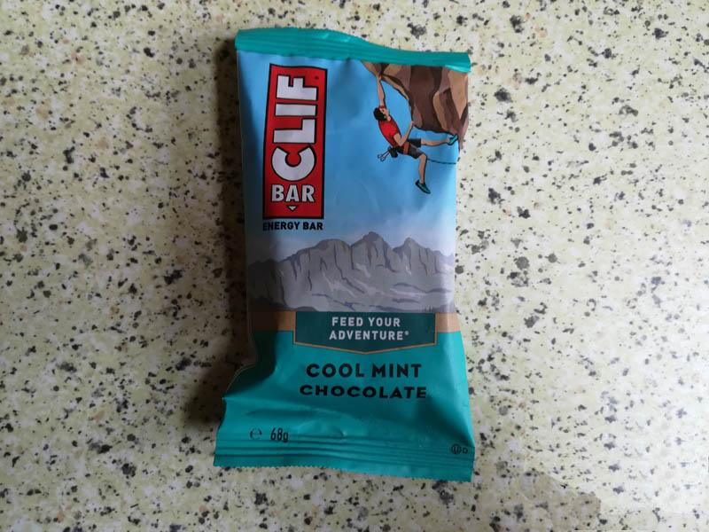 clif bar mint chocolate
