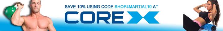Voucher Code for CoreX Fitness