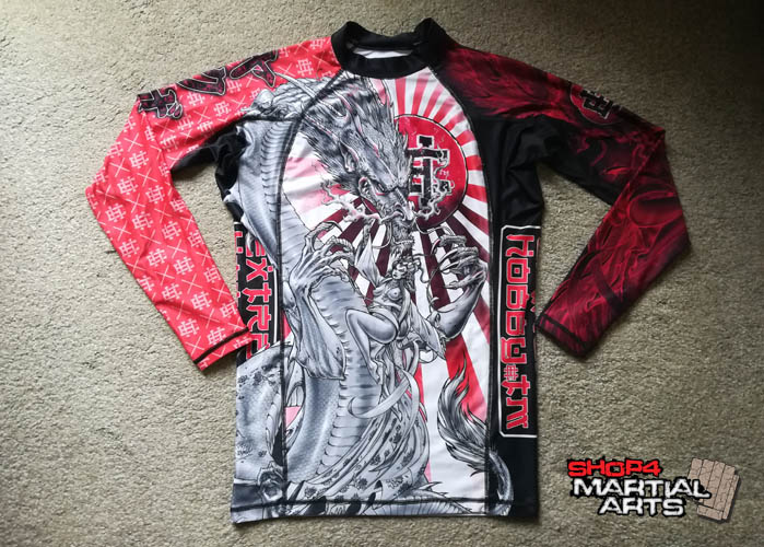 Extreme Hobby Yakuza Dragon Long Sleeved Rashguard