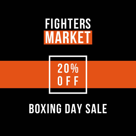 fighters market europe boxing day sale