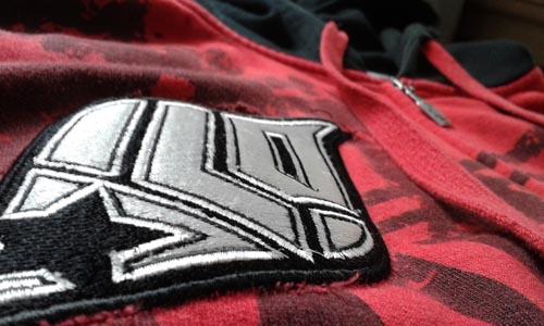 fighters-only-splatter-hoodie-applique