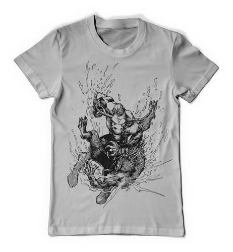 gawakoto hurricane harvey t-shirt