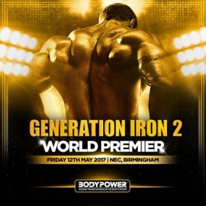 Teaser Trailer Unleashed For GENERATION IRON 2