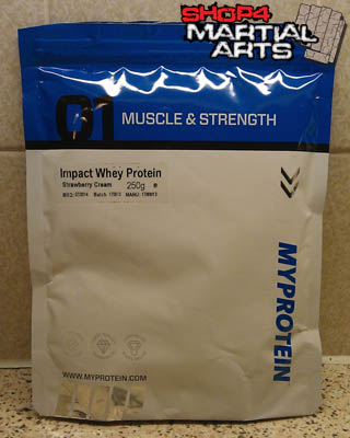 myprotein impact whey protein strawberry cream review. Black Bedroom Furniture Sets. Home Design Ideas