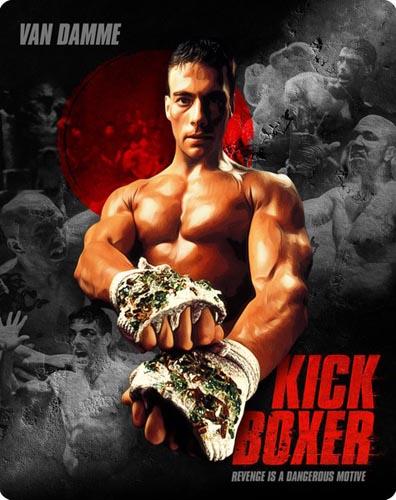 kickboxer-steelbook