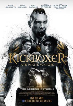 KICKBOXER: VENGEANCE [Film Review]