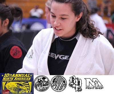 Kyanni Aguirre – Martial Artist of the Month [July 2015]