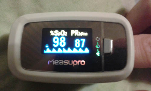 measupro-ox100-oximeter-reading