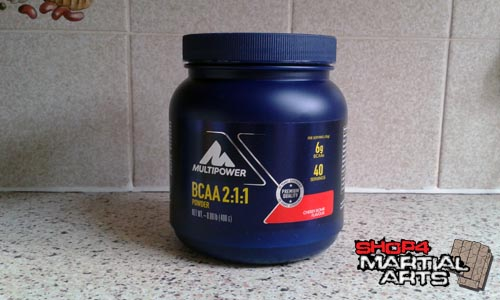 multipower bcaa