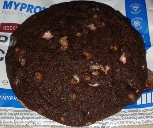 myprotein protein cookie rocky road