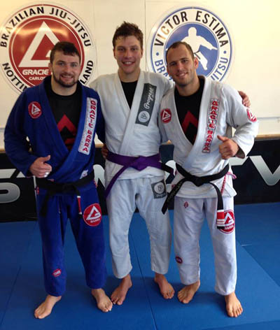Sean Coates - Martial Artist of the Month [September 2014]