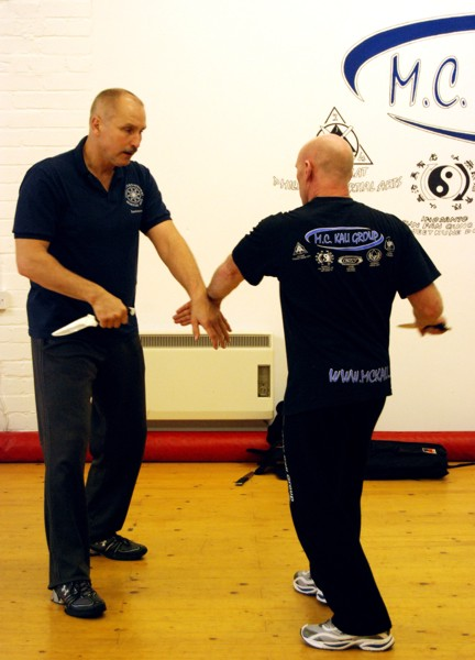 Rick Faye Seminar with Mel Corrigan