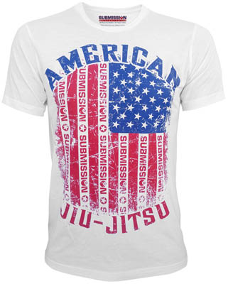 Submission fight co american jiu jitsu bamboo t shirt review for T shirt company reviews