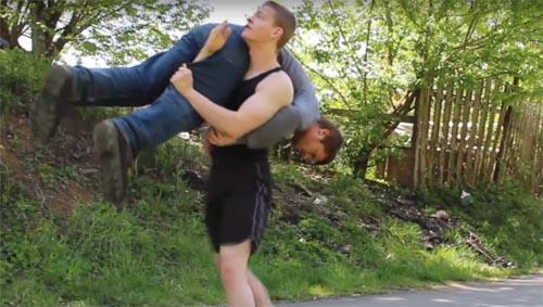suplex collier judo