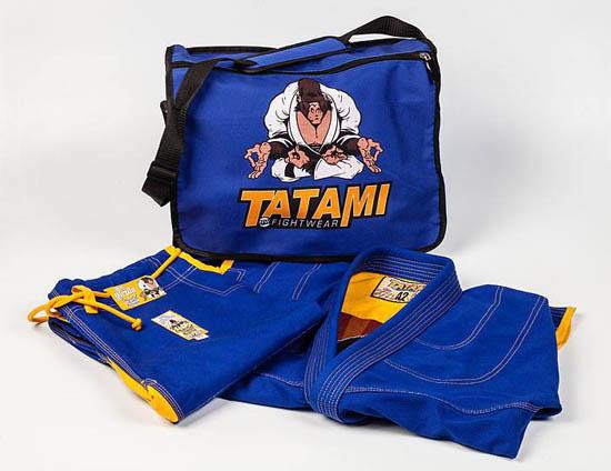 tatami-zen-gorilla-gi