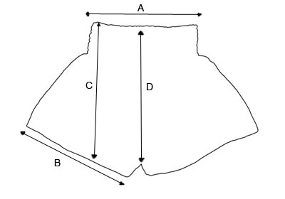 thai-short-outline-measurements
