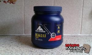 Multipower BCAA 2:1:1 Review - Cherry Bomb Flavour