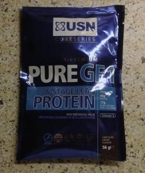 USN Ultra Premium Pure GF-1 Protein Review - Chocolate Cream