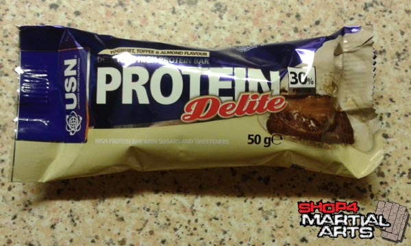 usn protein delite bar yoghurt