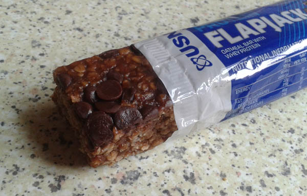 USN Protein Flapjack Double Chocolate