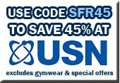 45% off code for USN